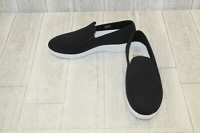 6d671bb13 FitFlop Uberknit Slip On Skate Casual Slip On Shoes - Women s Size 8 - Black
