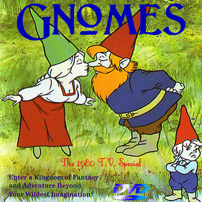 Gnomes: DVD (1980) Feature Animation