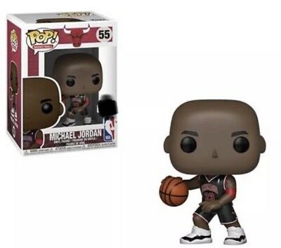 Funko POP NBA  Chicago Bulls Michael Jordan Fanatics Exclusive Preorder #55
