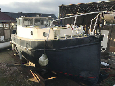 """""""Elegant Lady"""" 26ft Converted Lifeboat (PROJECT)"""