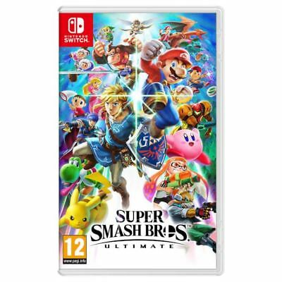 Super Smash Bros. Ultimate - Nintendo Switch - Game Only