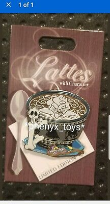 Disney Trading Pin Latte Lattes With Character  Hercules Hades pin