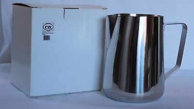 Rattleware 56 oz Latte Art Pitcher Stainless Steel NEW in box