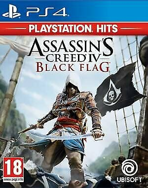 Video Gioco Sony Ps4 Assassin's Creed Black Flag Play Hits Multilingue Italiano
