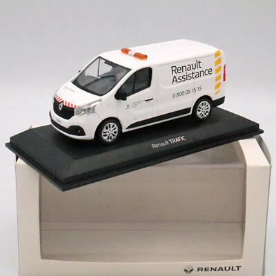 Norev RENAULT Trafic 3 Service ou assistance 1:43 Diecast Models Collection