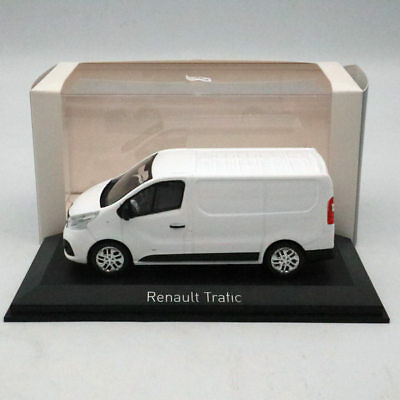 NOREV 1:43 RENAULT Trafic III 2014 Collection Van White  Diecast Models