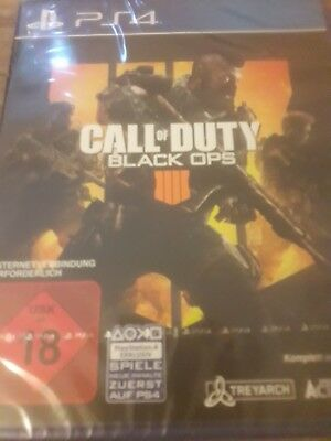 Call of Duty: Black Ops 4 (Sony PS4)