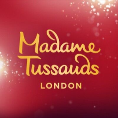 2X E-TICKETS FOR MADAME TUSSAUDS 14/02/19  Valentine's Day gift