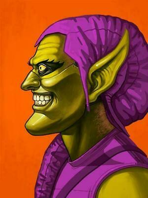 Green Goblin - by Mike Mitchell Mondo Poster Print XX/120