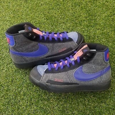 cheap for discount fc3f7 f51c7 2008 Nike Air Blazer ACG Mid Winter Black Concord Chile Red 324694 041 Size  11