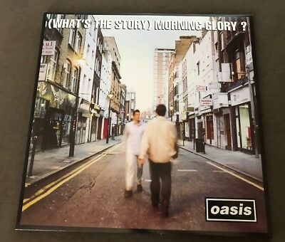 Oasis - (Whats the Story) Morning Glory [Like New Vinyl] Rmst 2 Lp