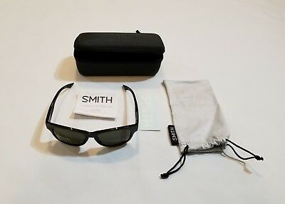19e188af787 SMITH OPTICS WAYWARD Black chromapop Polarized Gray Green Men s ...