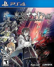 Tokyo Xanadu eX+ Chinese Subtitles PS4 (Sony PlayStation 4, 2017) Asia  東京幻都