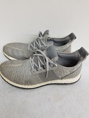cb366a557 Adidas Men s Pure Boost ZG Running Sneakers Grey AQ6768 Sz 11 NO BOX!  PREOWNED
