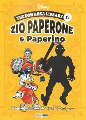 The Don Rosa Library 15 Zio Paperone E Paperino - Fumetto Panini Disney Italiano