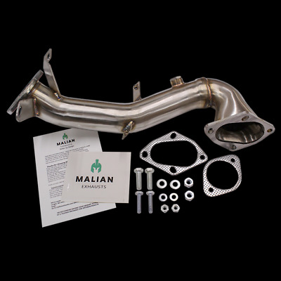 VW Golf/Scirocco 1.4 TSi Turbo Exhaust Downpipe, Decat