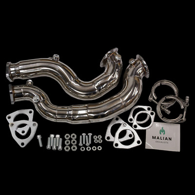 BMW 335i/135i Catless Exhaust Turbo Downpipes, E9x & E8x, N54