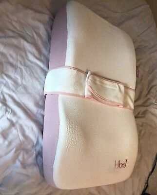 Babymoov Bibed Pink Cover And Plain Cover Excellent Condition - Newborn Support