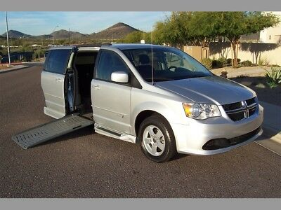 2012 Dodge Grand Caravan SXT Wheelchair Handicap Mobility Van 2012 Dodge Grand Caravan SXT Wheelchair Handicap Mobility Van Best Buy