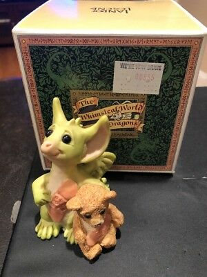 Pocket Dragons by Real Musgrave - NIB - PD678 - We're Very Brave Free Shipping