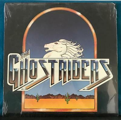 The Ghostriders S/t~Sealed Vg++ 1981 Anthem Lp~Rock~Roll Away The Stone~Enchant