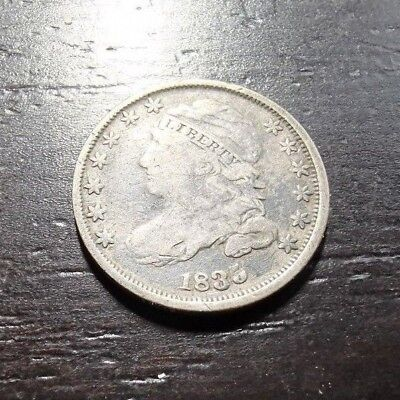 1835 10c Capped Bust Dime