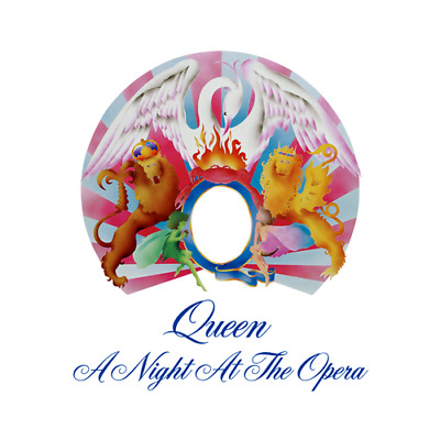 Queen - A Night At the Opera - CD - New