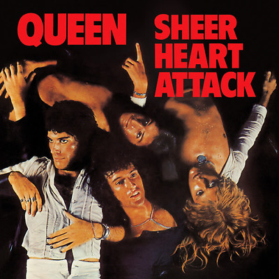 Queen - Sheer Heart Attack - CD - New