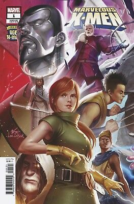Age Of X-Man Marvelous X-Men #1 (Of 5) Inhyuk Lee Connecting (06/02/2019)