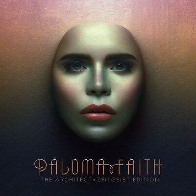 Paloma Faith - The Architect (Zeitgeist Edition) CD Album