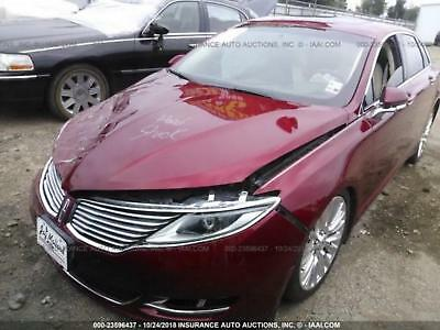 2013-2016 Lincoln Mkz Driver Roof Airbag Only Lh Side Roof Airbag Oem