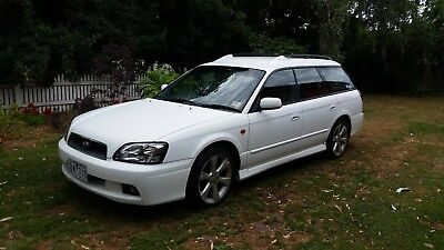 03 subaru liberty wagon