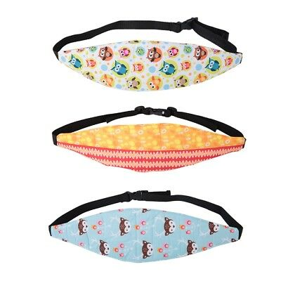 Child Kids Baby Safety Car Seat Sleep Nap Aid Head Support Holder Protector Belt
