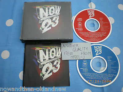 Now That's What I Call Music 23 ~ Thats A Ultra Rare Cd ~ Fast Free Uk Postage