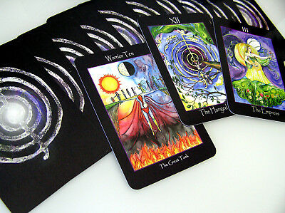 NEUF COFFRET Tarot of the Sidhe Oracle divinatoire