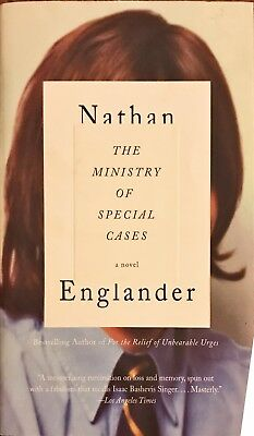 Vintage International: The Ministry of Special Cases by Nathan Englander (2008,