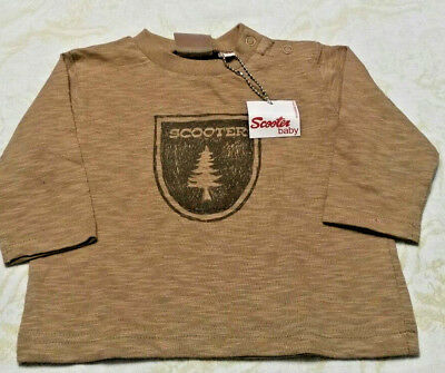BNWT Scooter  baby top size 00
