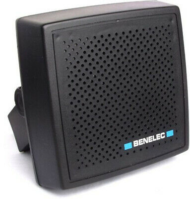 Benelec 8 Ohm Communications Speaker Square With Mounting Bracket