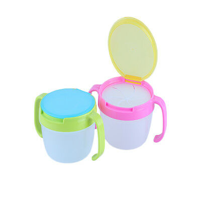 Baby Food Storage Bowls Anti spill Storage Holder Dishes 1 PC Candy Color