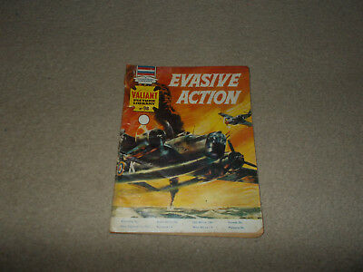 Valiant Picture Library No 98 Evasive Action