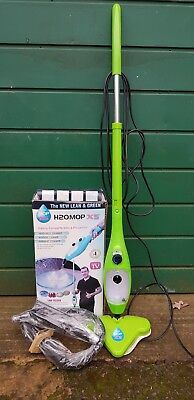 H20 Mop X5 steam mop. Boxed. No reserve!