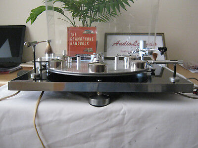 Transcriptors Hydraulic Reference Turntable In Wonderful Condition