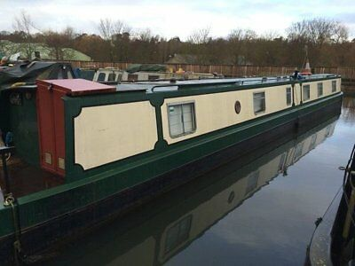 """NARROWBOAT """"ELSPETH"""" 70ft WITH RESIDENTIAL MOORING"""