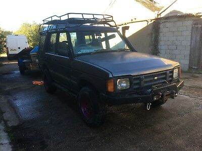 Land Rover discovery 200tdi manual