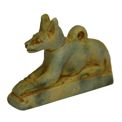 ANCIENT EGYPTIAN ANUBIS Statue Pendent