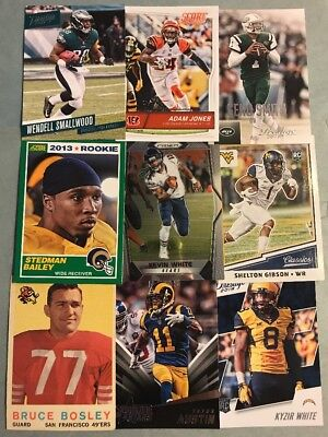(70) West Virginia Mountaineers Sports Cards! Tavon Austin- Kevin White