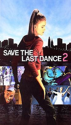 Save the Last Dance 2 (DVD, 2006) RARE IZABELLA MIKO ROMANTIC MUSIC DRAMA NEW