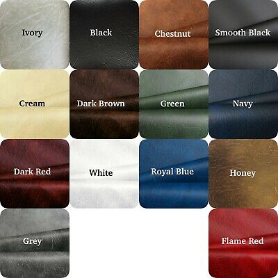 Faux Leather Leatherette Vinyl Leather Cloth Upholstery Fabric Material.Width140
