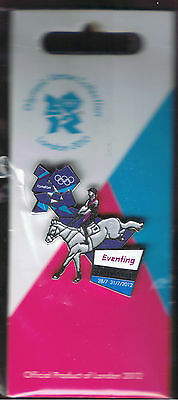 London 2012 Olympic Venue Collection Eventing Greenwich Park 28/7 - 31/7/2012