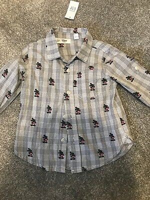 Baby Gap Boys Disney Shirt 18-24 Months BNWT